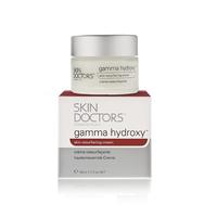 Skin Doctors Обновляющий крем против морщин и видимых признаков увядания кожи лица Gamma Hydroxy