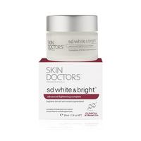 Skin Doctors Отбеливающий крем для лица SD White&Bright