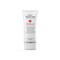Cell Fusion C HMF Vitamin Cream Mask Увлажняющая антиоксидантная крем-маска с осветляющим эффектом