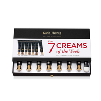 Karin Herzog Набор 7 кремов на каждый день / Deluxe The 7 creams of the week