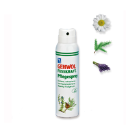 GEHWOL Актив-спрей для ногтей и кожи Фусскрафт Fusskraft Pflegespray
