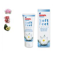 "GEHWOL Лосьон ""Водяная лилия и шелк"" Fusskraft Soft Feet Lotion Wasser- Lilie & Seide"