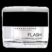 CORPOLIBERO Illuminating Serum Антивозрастная сыворотка придающая сияние / FLASH Осветляющие средства