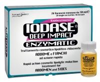 """Iodase Сыворотка против жировых отложений в области живота  """"Iodase Deep Impact Enzymatic"""""""