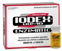 """Iodase Сыворотка для тела  с разогревающим эффектом для мужчин """"Iodex Enzymatic"""""""