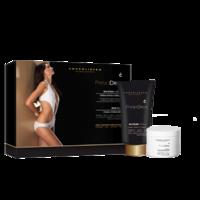 CORPOLIBERO Waistline Cream+Mud Belly Крем, уменьшающий обьем талии и Грязевое обертывание для живота/ PHYSODREN Дренажная терапия